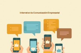 ¿Cuáles son las ventajas de Internet en la comunicación empresarial?