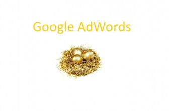 La gallina de los huevos de oro: Google AdWords