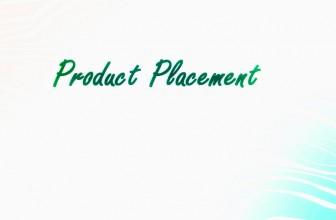 Product placement, una forma de hacer publicidad