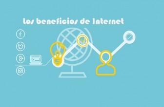 ¿Qué beneficios nos ofrece Internet para nuestra empresa?