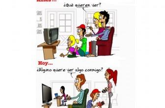 La evolución y el cambio de Internet